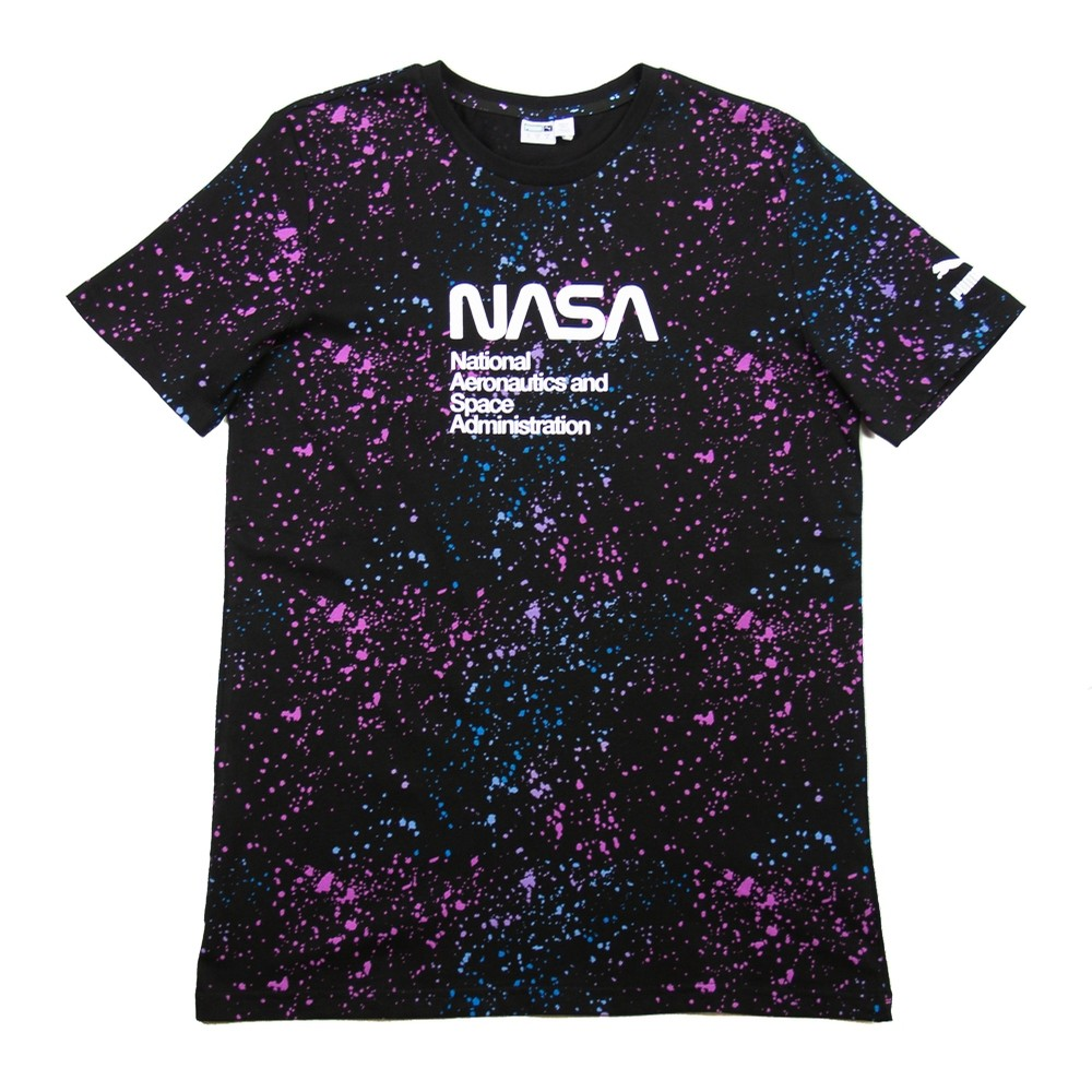 Puma x Space Agency AOP Tee (Black)