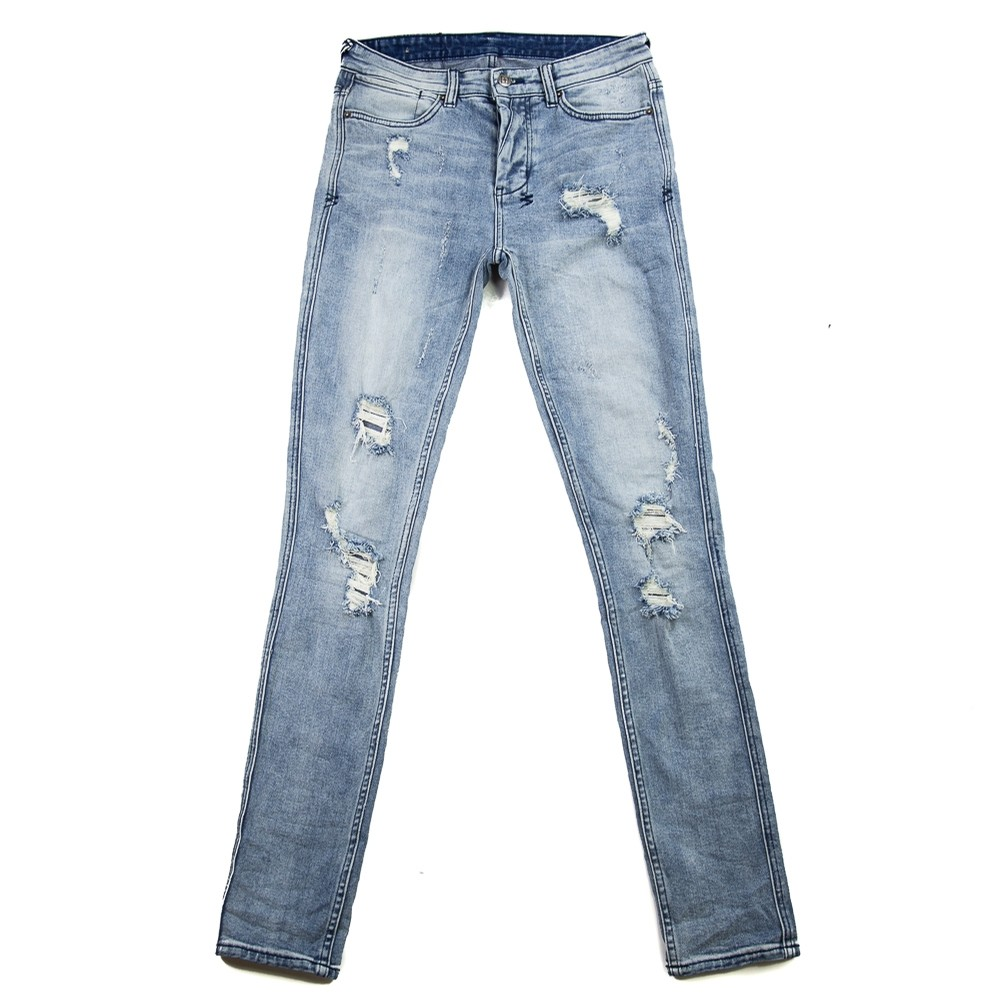Van Winkle Trashed Dreams Jean (Light Wash)