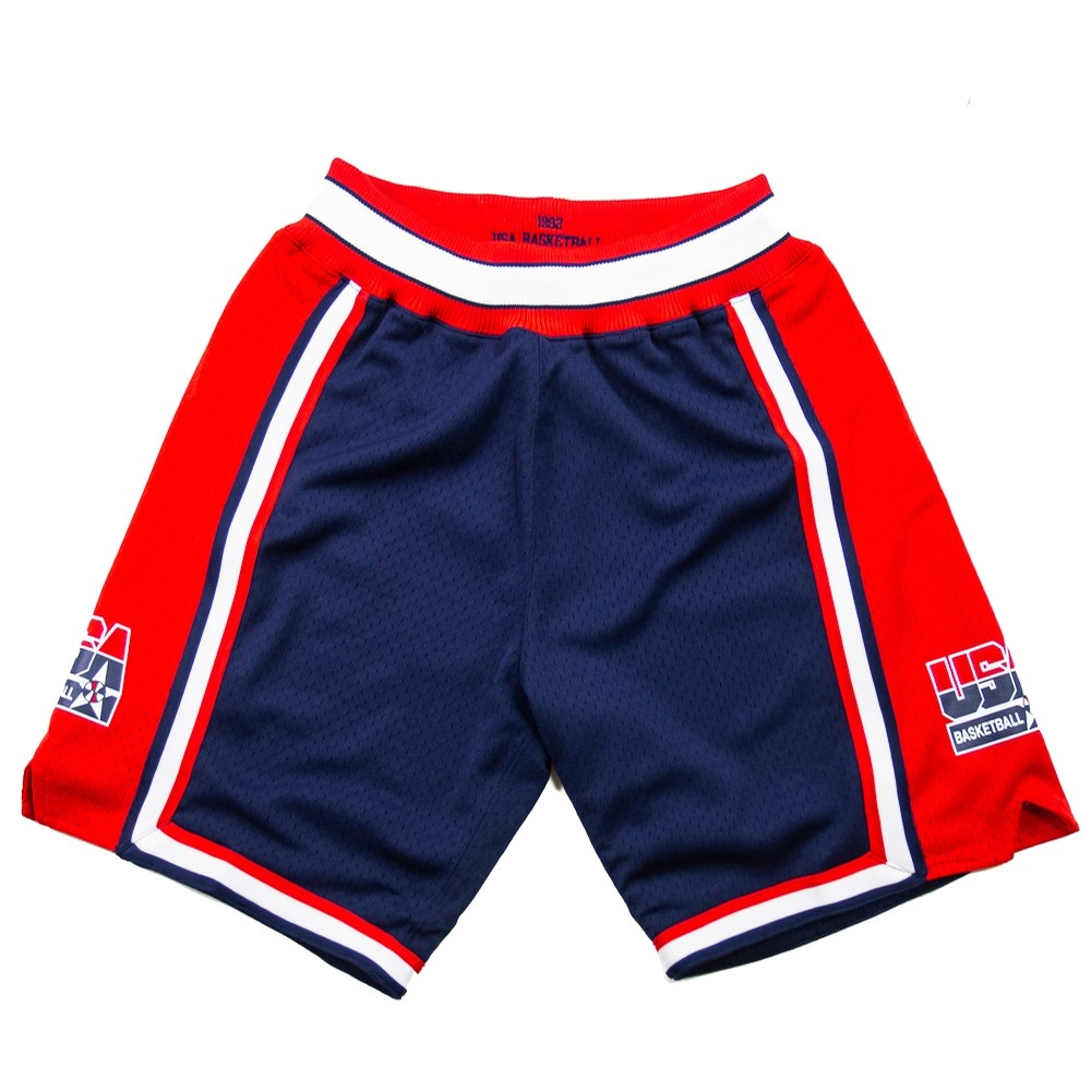 92 Dream Team Authentic Short (Navy)