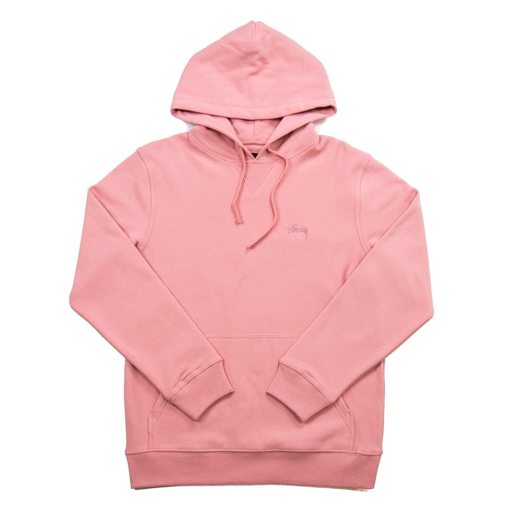 Stock Terry Hoodie (Pink)