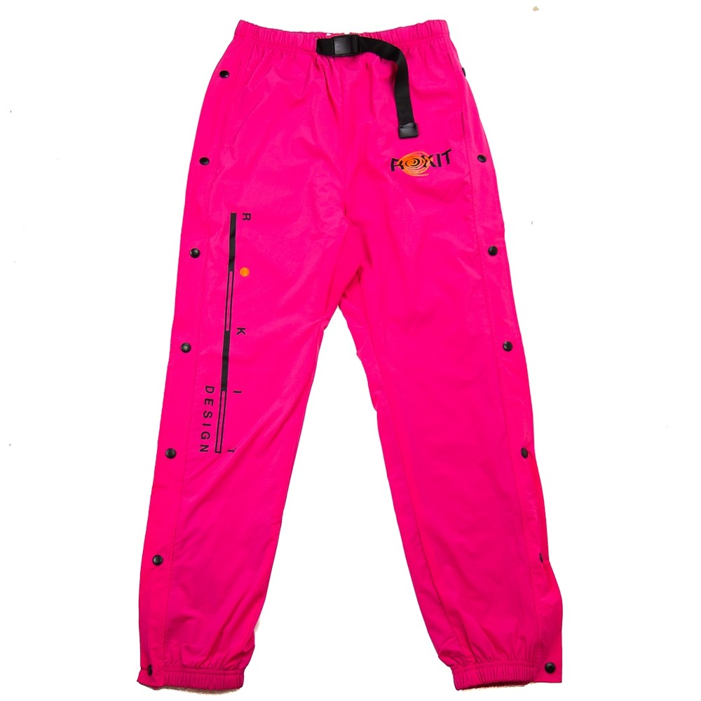 Carter Tearaway Pants (Pink)