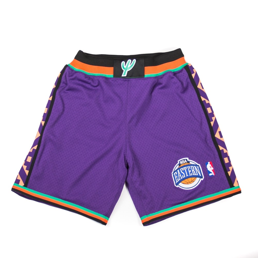 1995 All Star East Authentic Short (Purple)