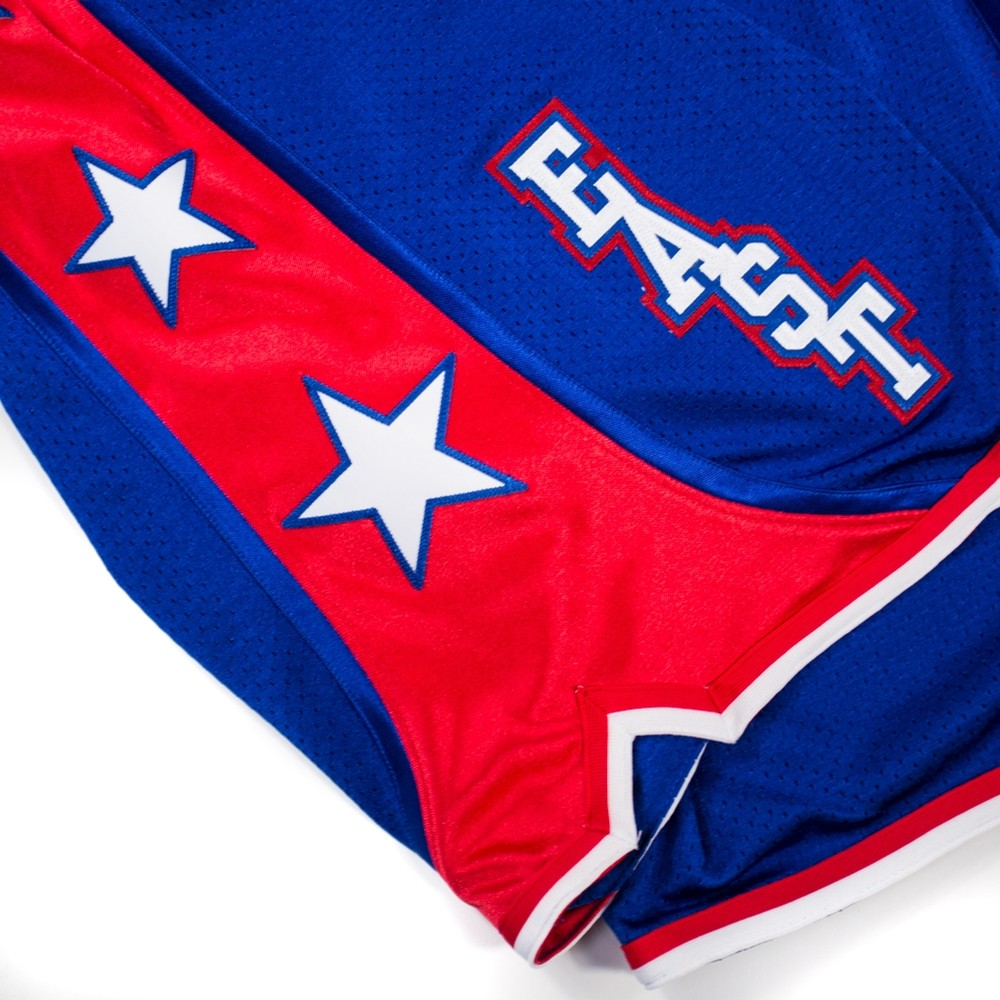 Mitchell & Ness 2004 All Star East Authentic Short (Blue)