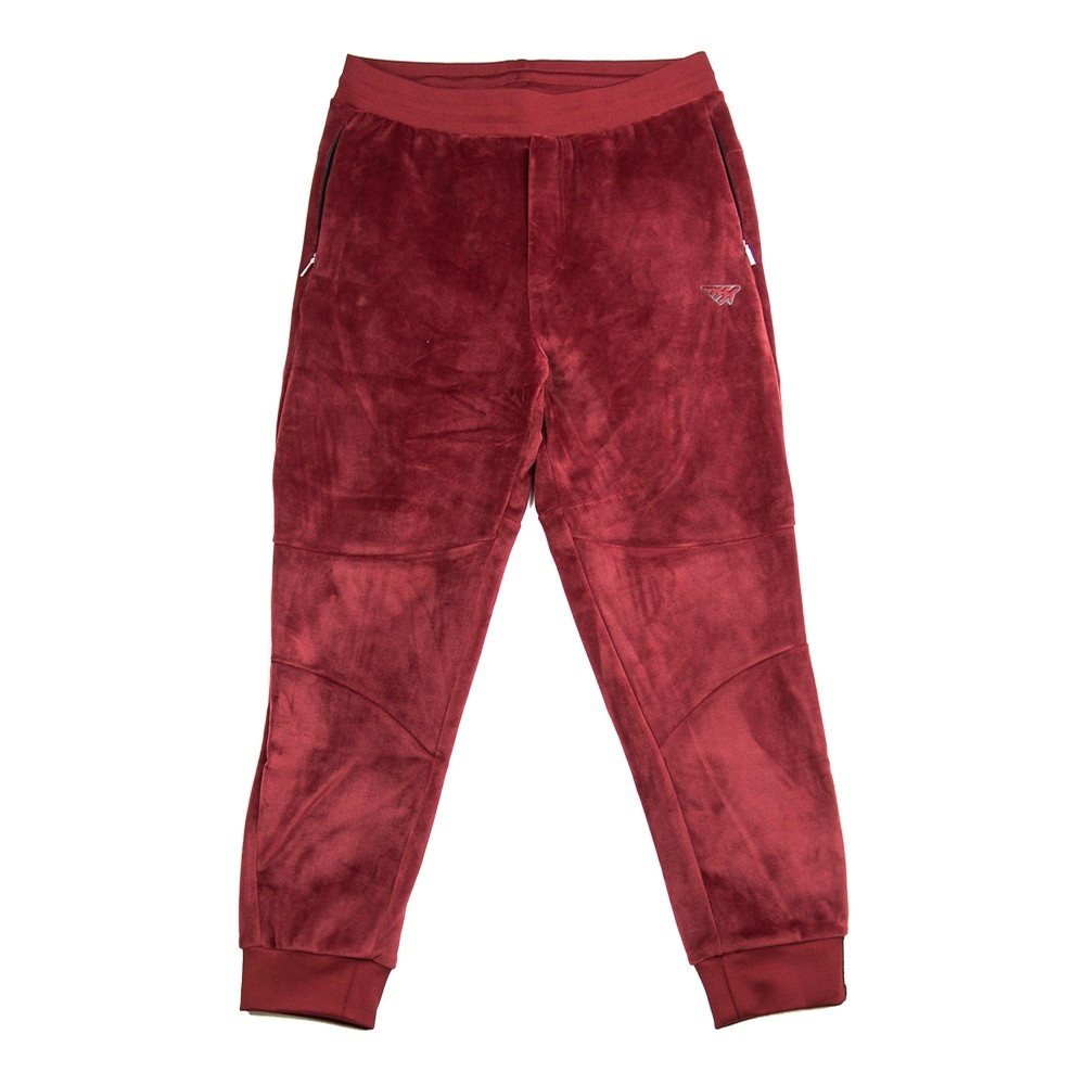 Clearport Velour Jogger Pant (Port)