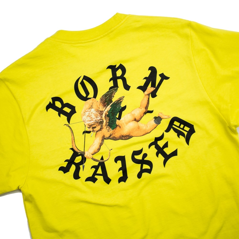 Fallen Angel Tee (Yellow)