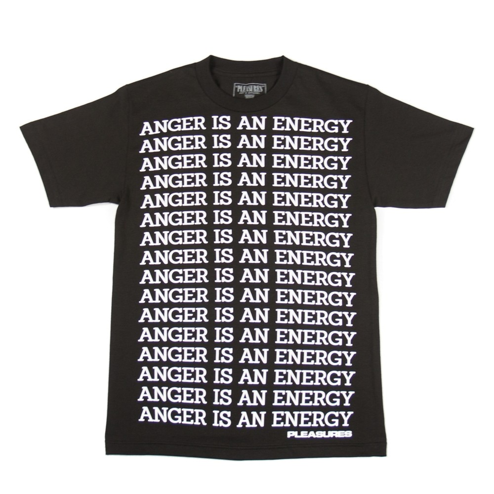 Anger T-Shirt (Black)