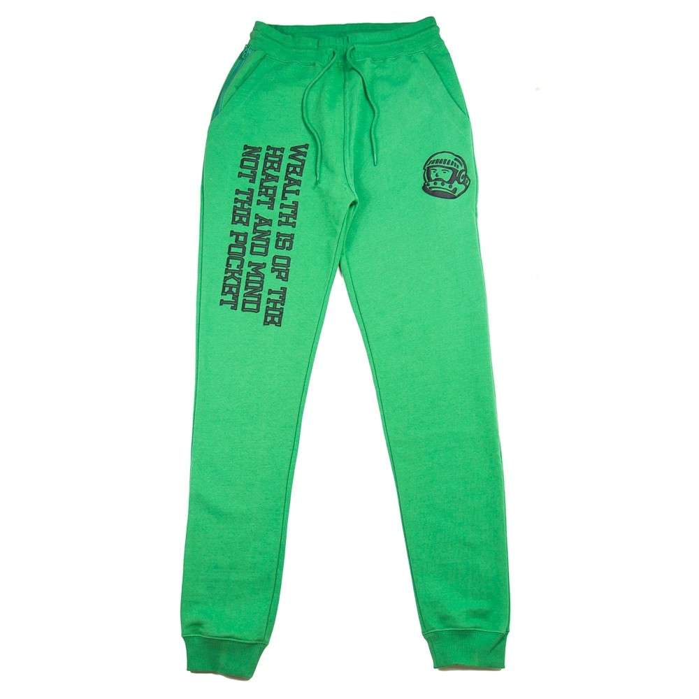 Wealth Jogger (Deep Grass Green)