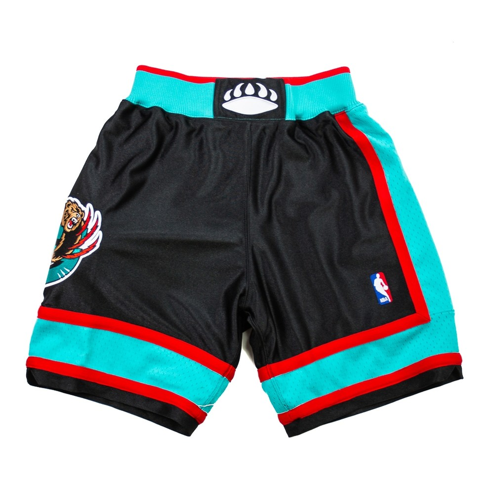 Memphis Grizzlies Authentic Short (01-02 Away)