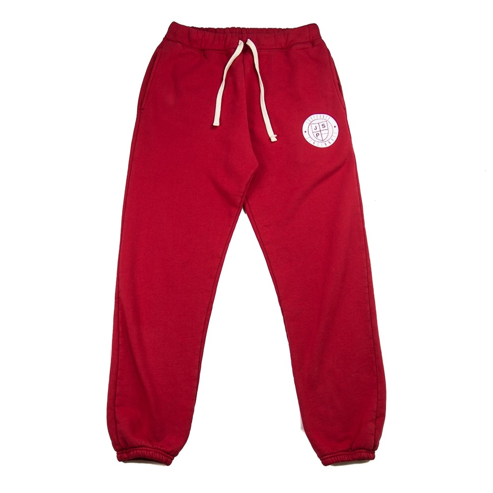 Corporate x JSP Sweatpant (Red)