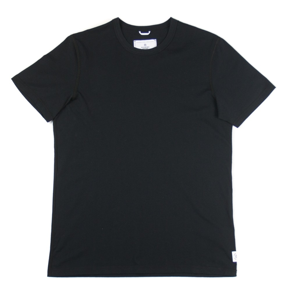 Short Sleeve Crewneck (Black)
