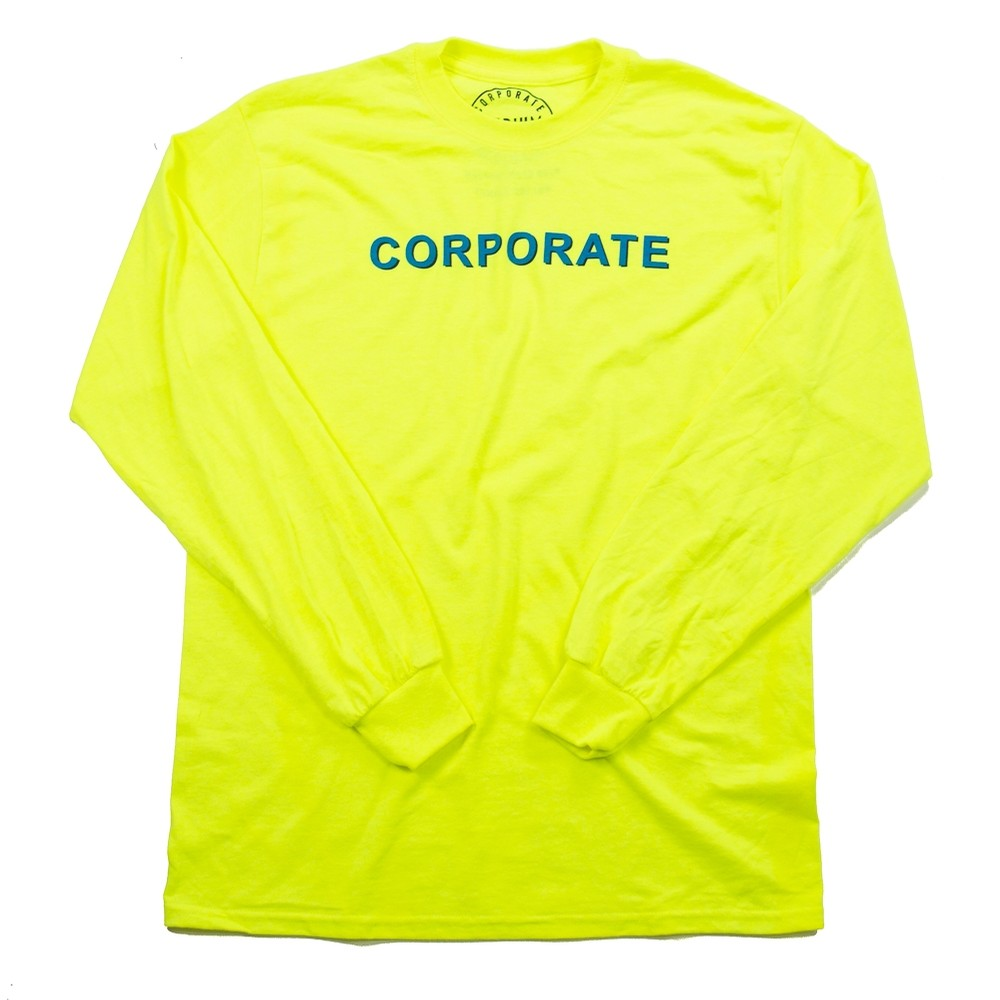 Corporate Go-Corp Long Sleeve (Volt)