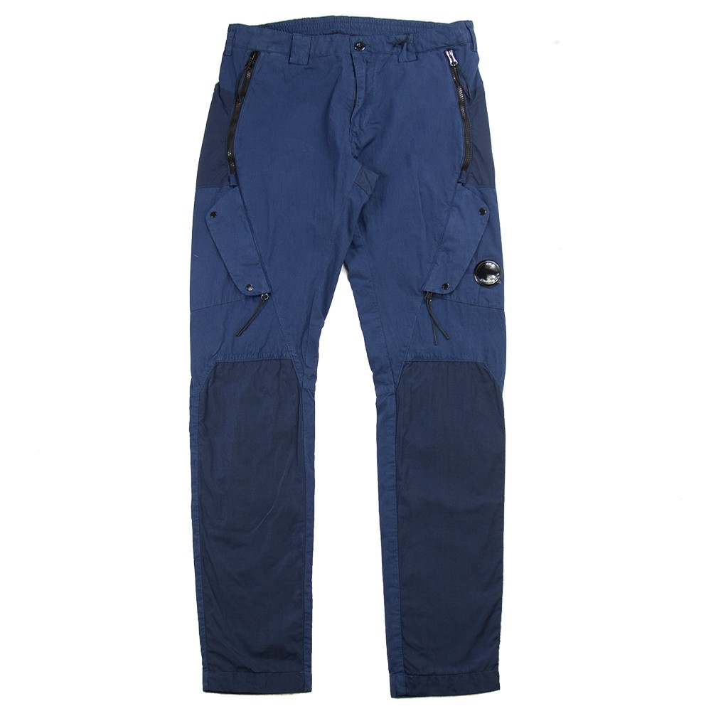 50 Fili Mixed Ergonomic Fit Pants (Dark Denim)