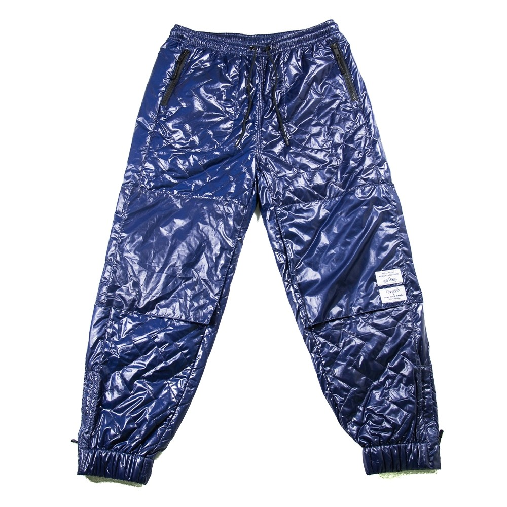PAM Quilted Track Pant (Medieval Blue)