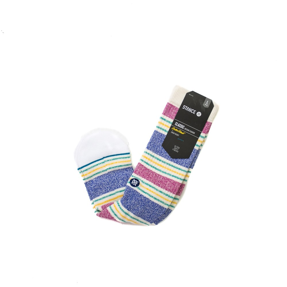 Leslee Sock (White)