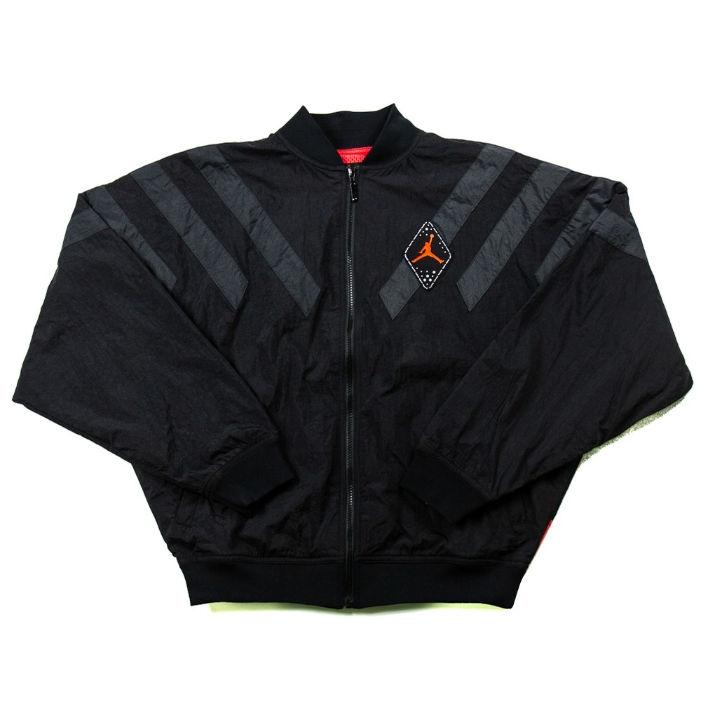 SRT LGC AJ6 Nylon Jacket (Black)