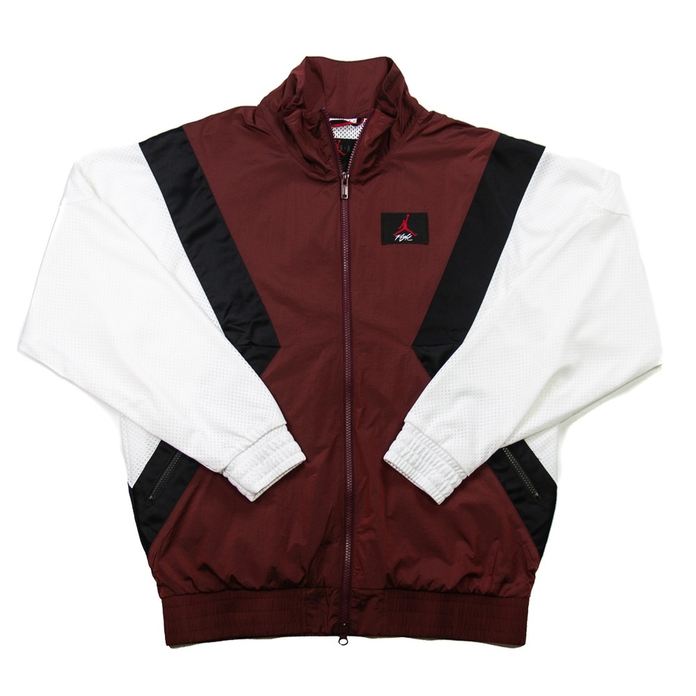 Flight Warm Up Jacket (Maroon)