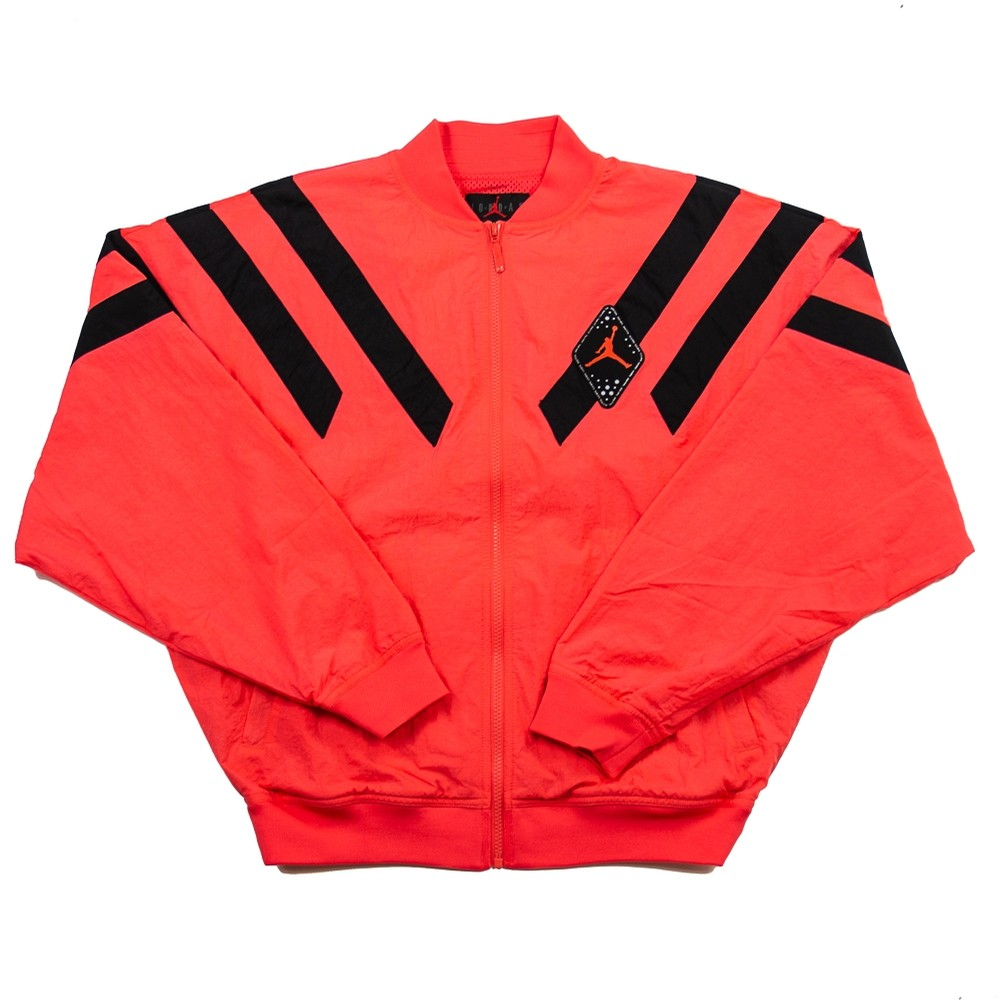 SRT LGC AJ6 Nylon Jacket (Ember Glow/Black)