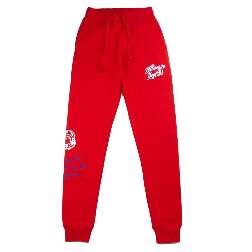 BB Wealth Pants (Red)