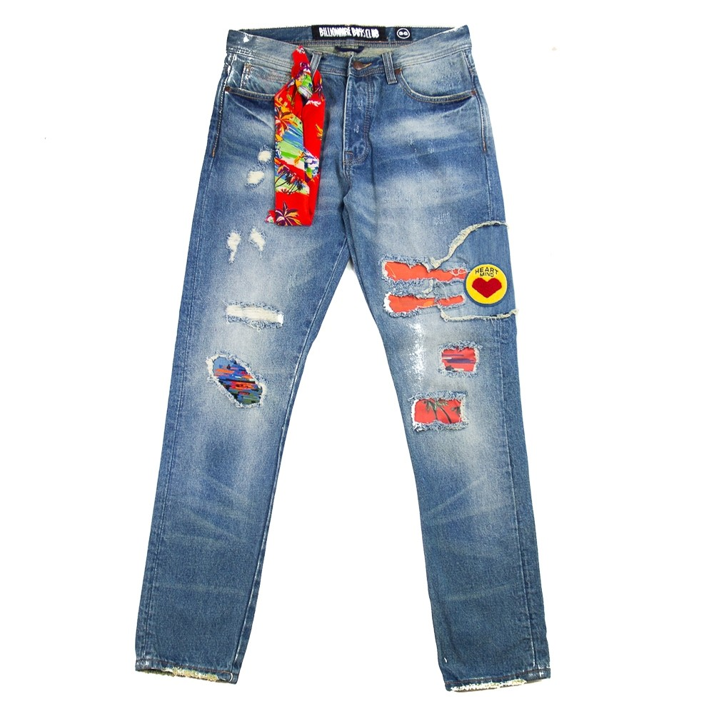 BB Rocket Jean (White Oak)