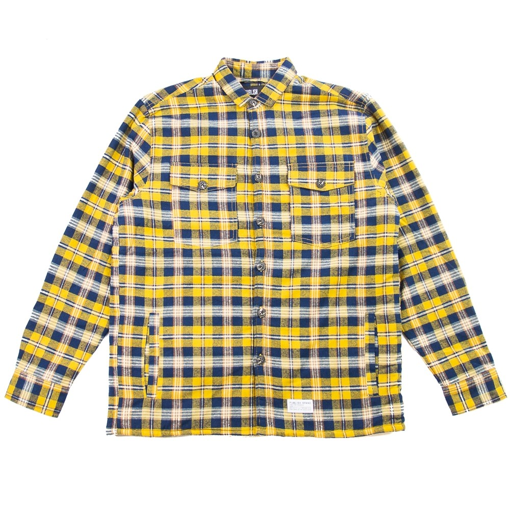 Jasper Jacket (Yellow)