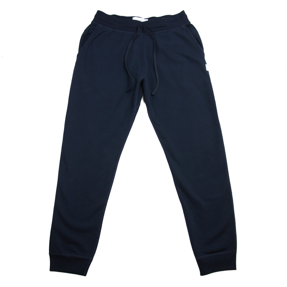 Knit Lightweight Terry Pant (Navy)