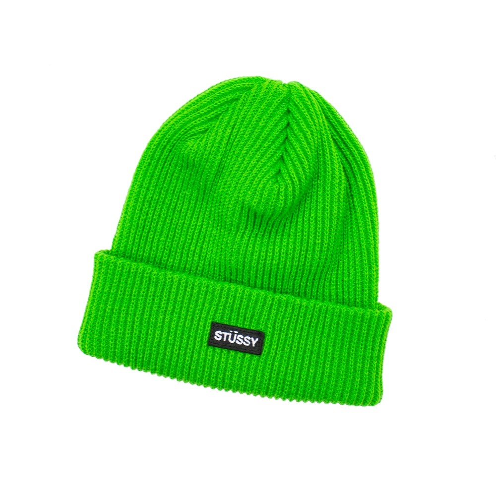 SP19 SM Watch Cap Beanie (Green)