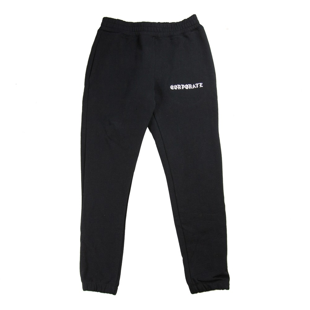 Corporate Goth Sweatpant (Black)