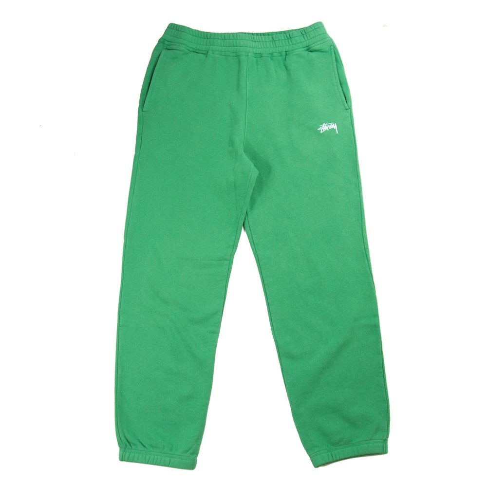 Stock Fleece Pants (Green)
