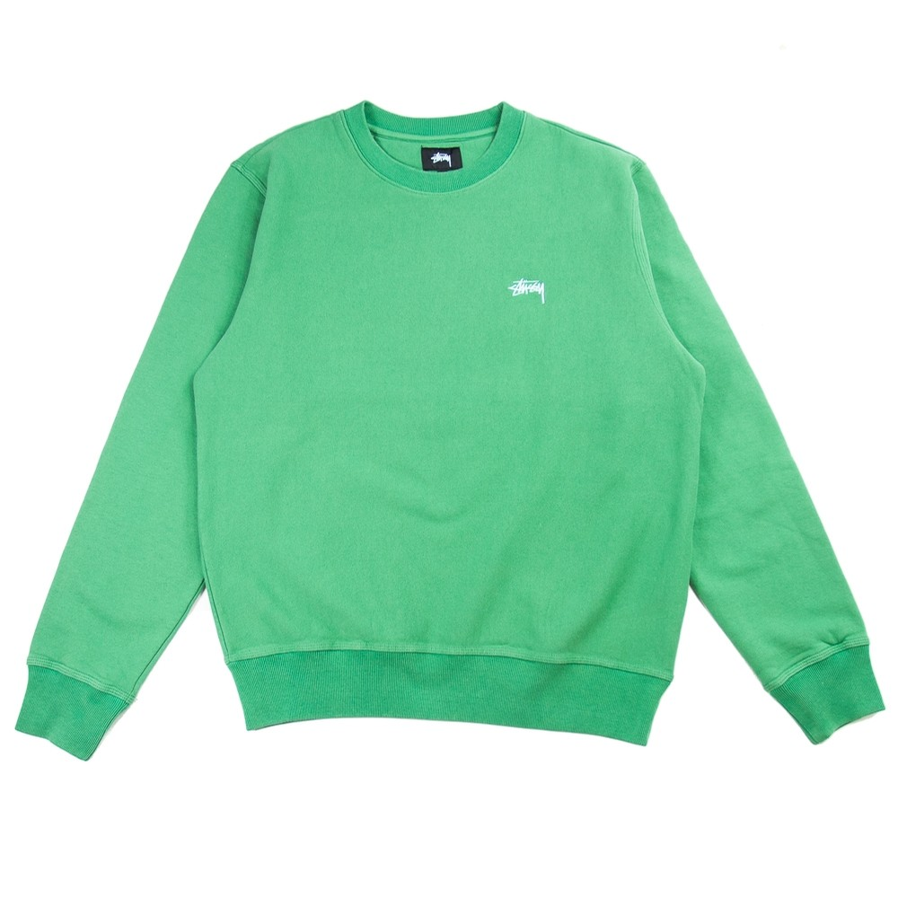 Stock Logo Crew (Green)