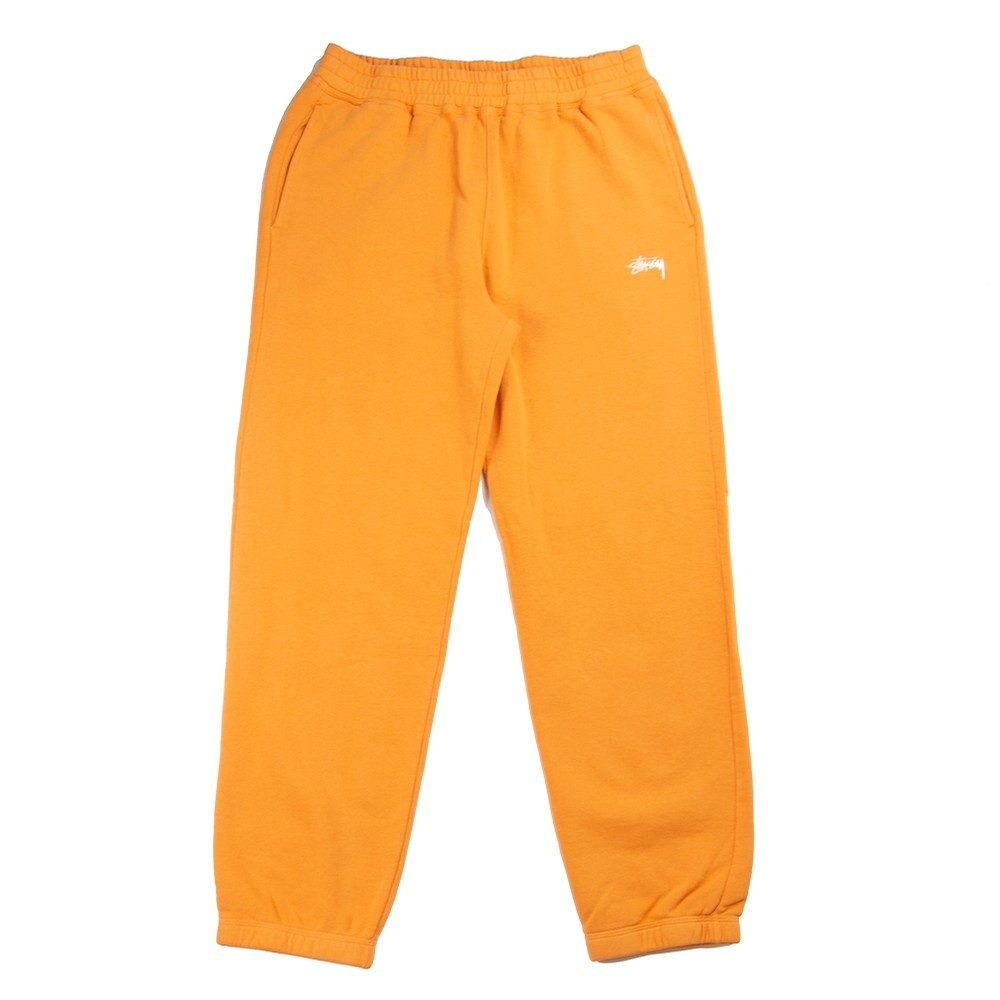 Stock Fleece Pant (Orange)