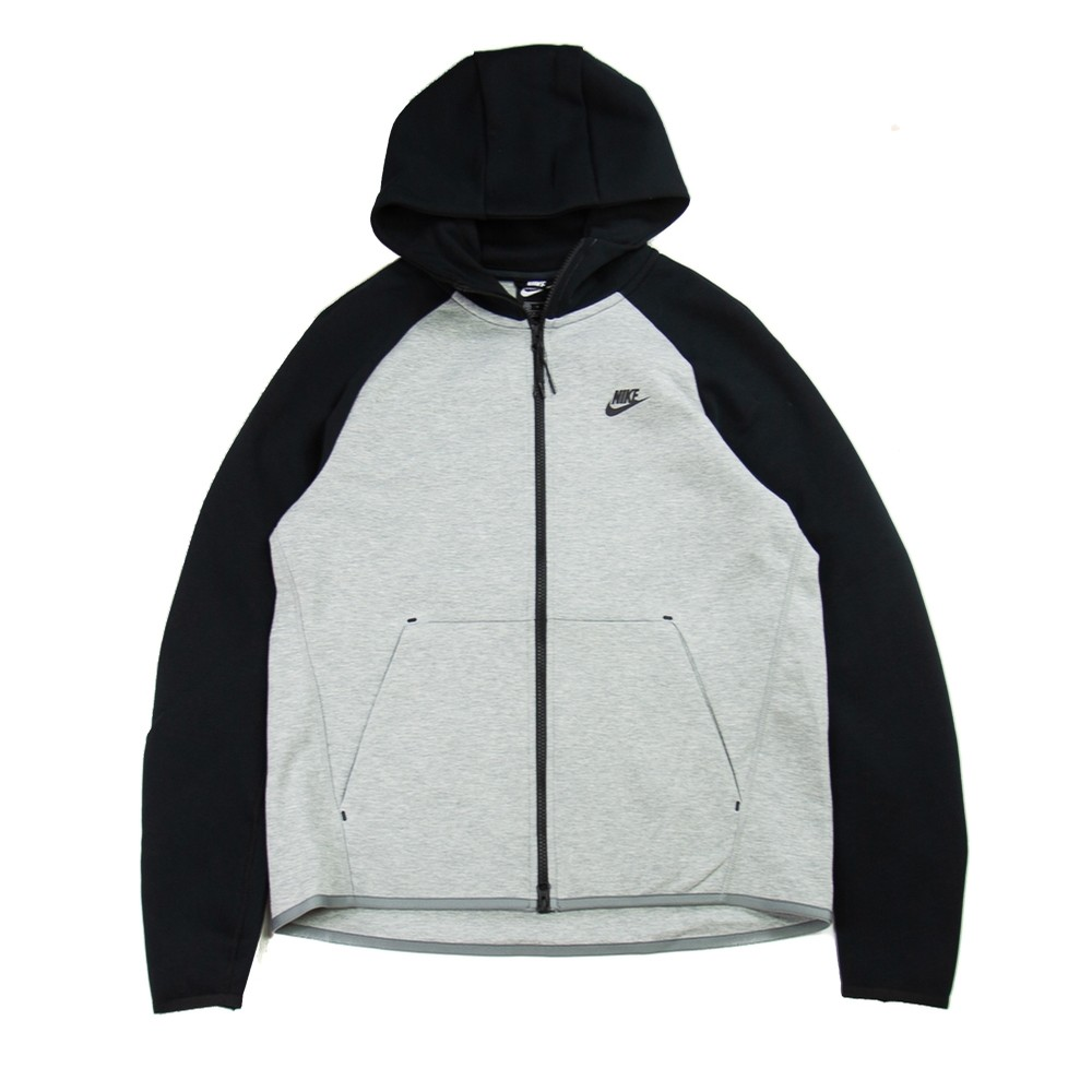 NSW Tech Fleece Hoodie (Dk Grey/Black)