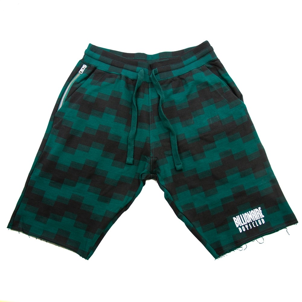 Billionaire Boys Club BB Pixel Pusher Short (Botanical Green)