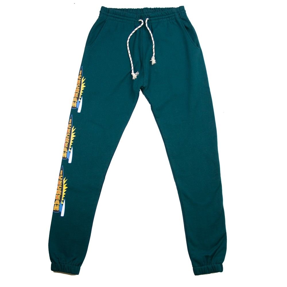 Cherry pant (deep teal)