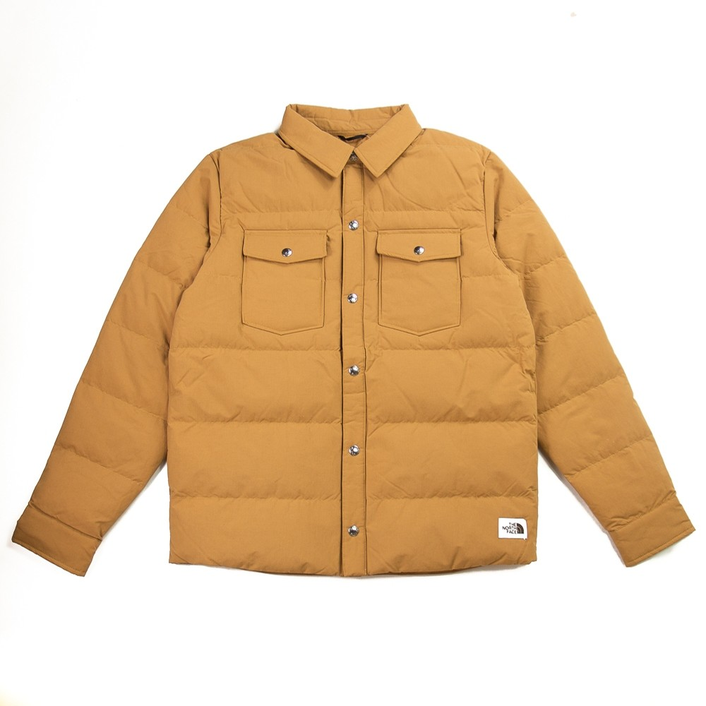 Sierra Snap Jacket (Cedar Brown)