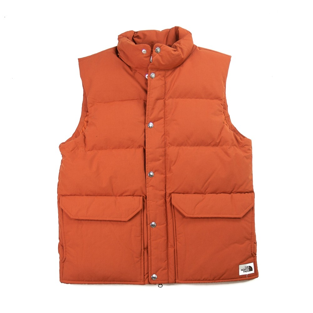 Down Sierra Vest (Picante Red)