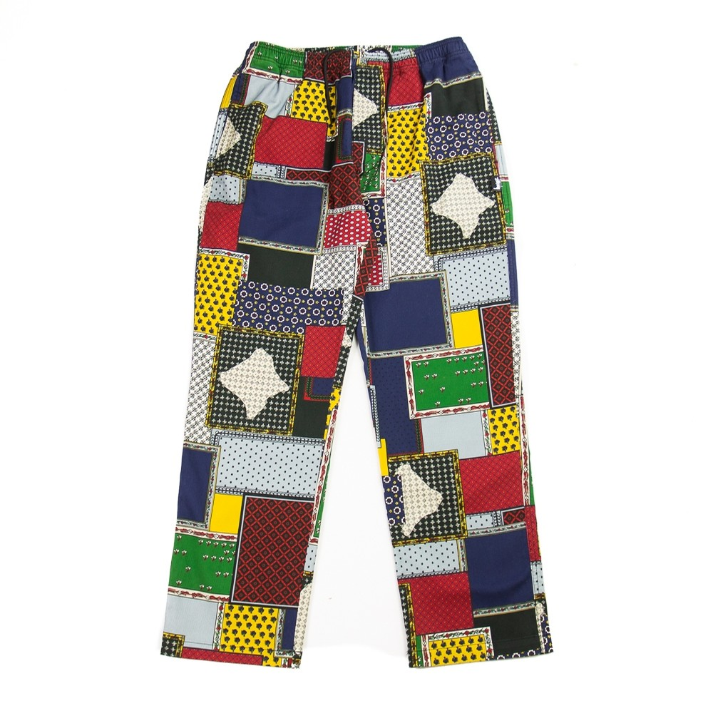 Patchwork Cord Beach Pant (Multi)