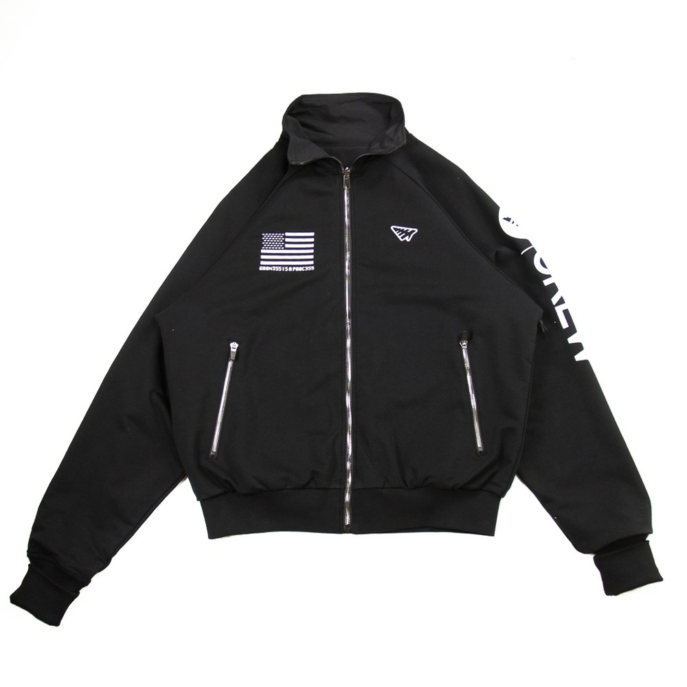 Reversible Dragon Bomber (Black)
