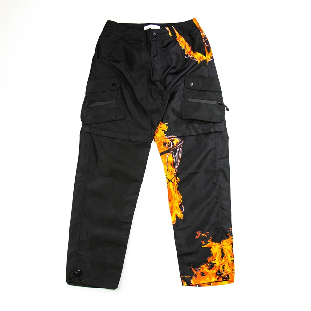 Rebound Convertible Pants (Black)