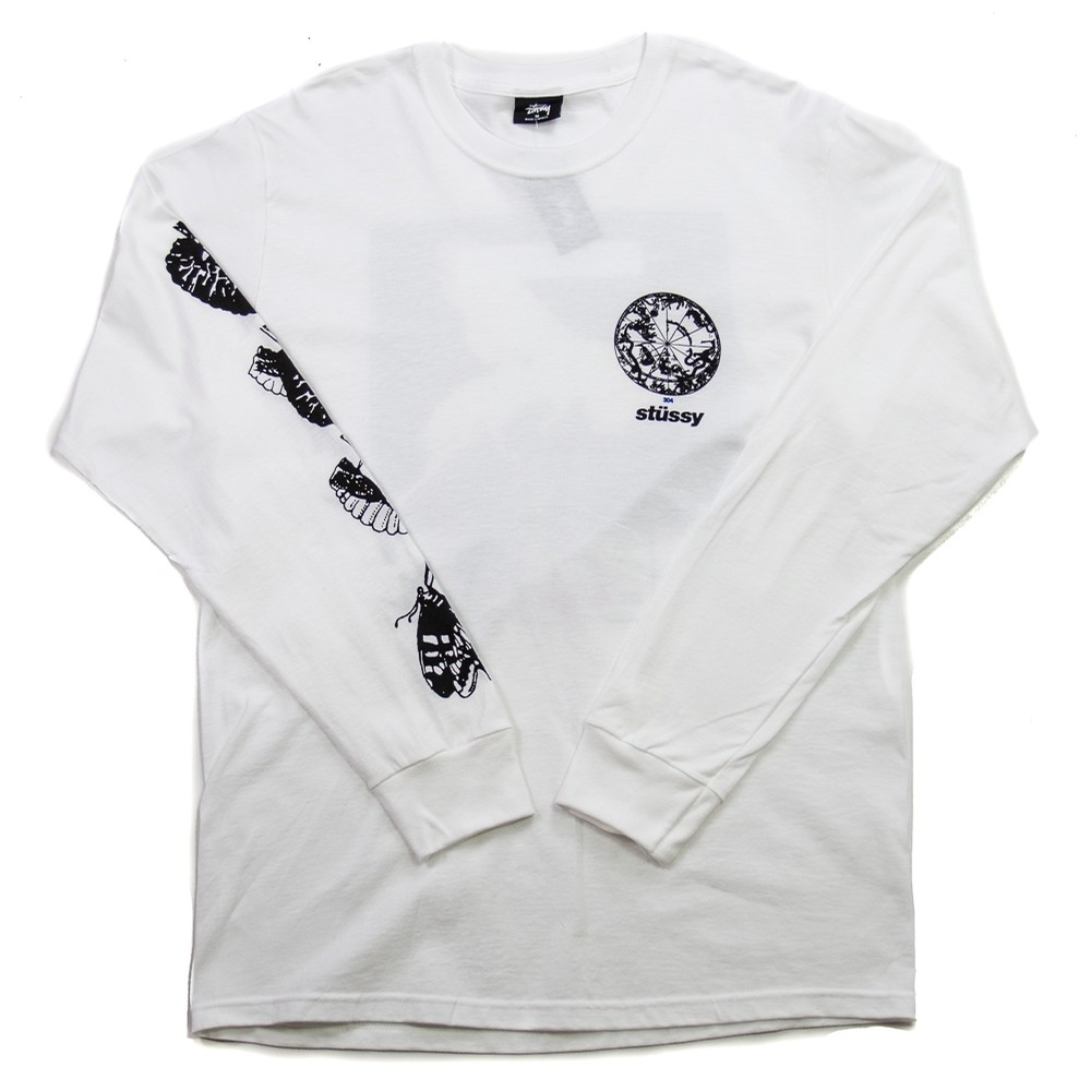 Spirit Guide LS Tee (White)