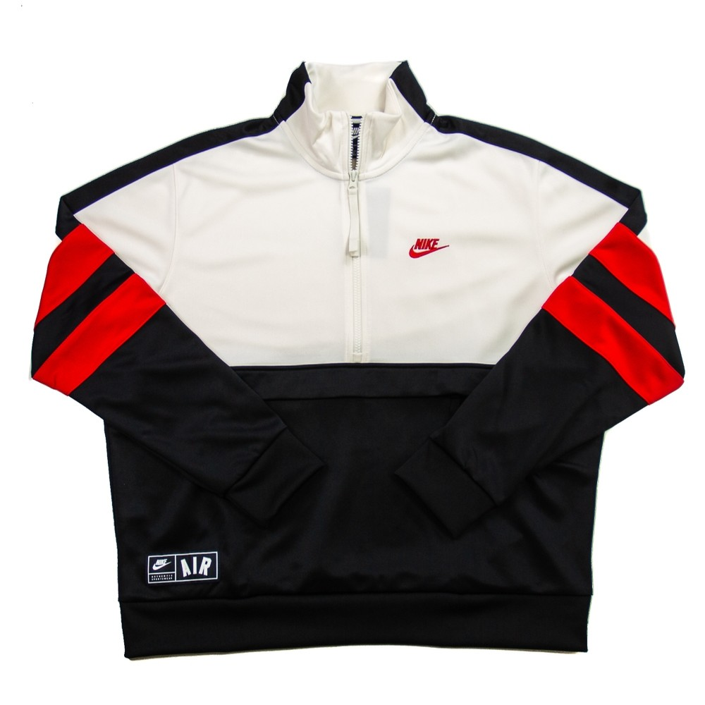 Nike Air Track Jacket (Sail/Black/University Red)