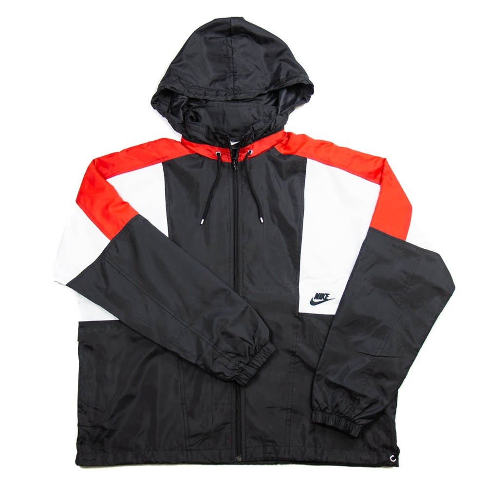 NSW Woven Jacket (Black/White/Red)