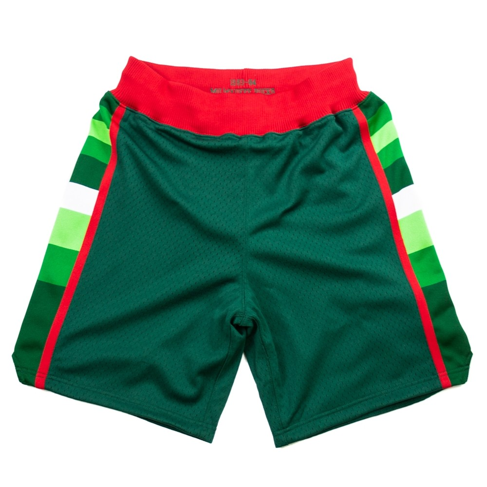 Milwaukee Bucks 83-84 Authentic Short (Away)