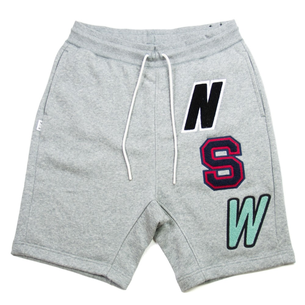 NSW Fleece Shorts (Grey)