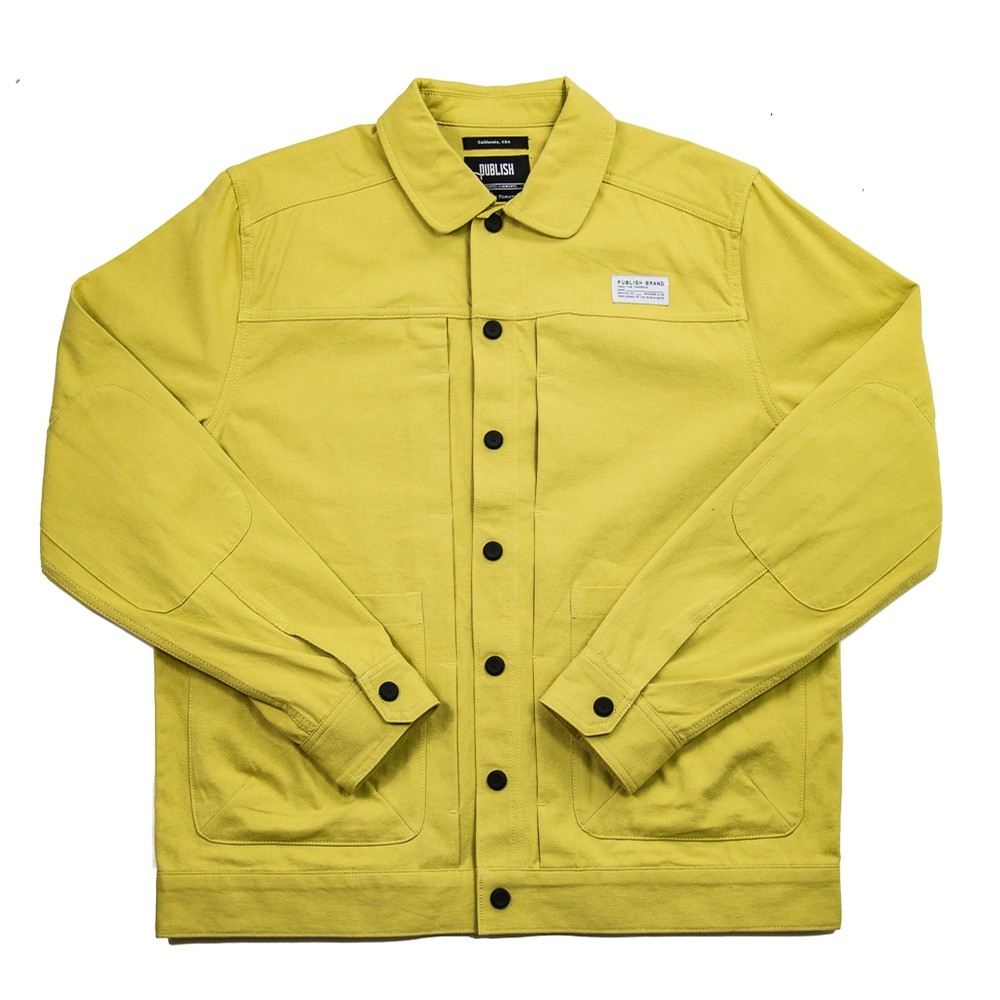 Elmer Jacket (Yellow)