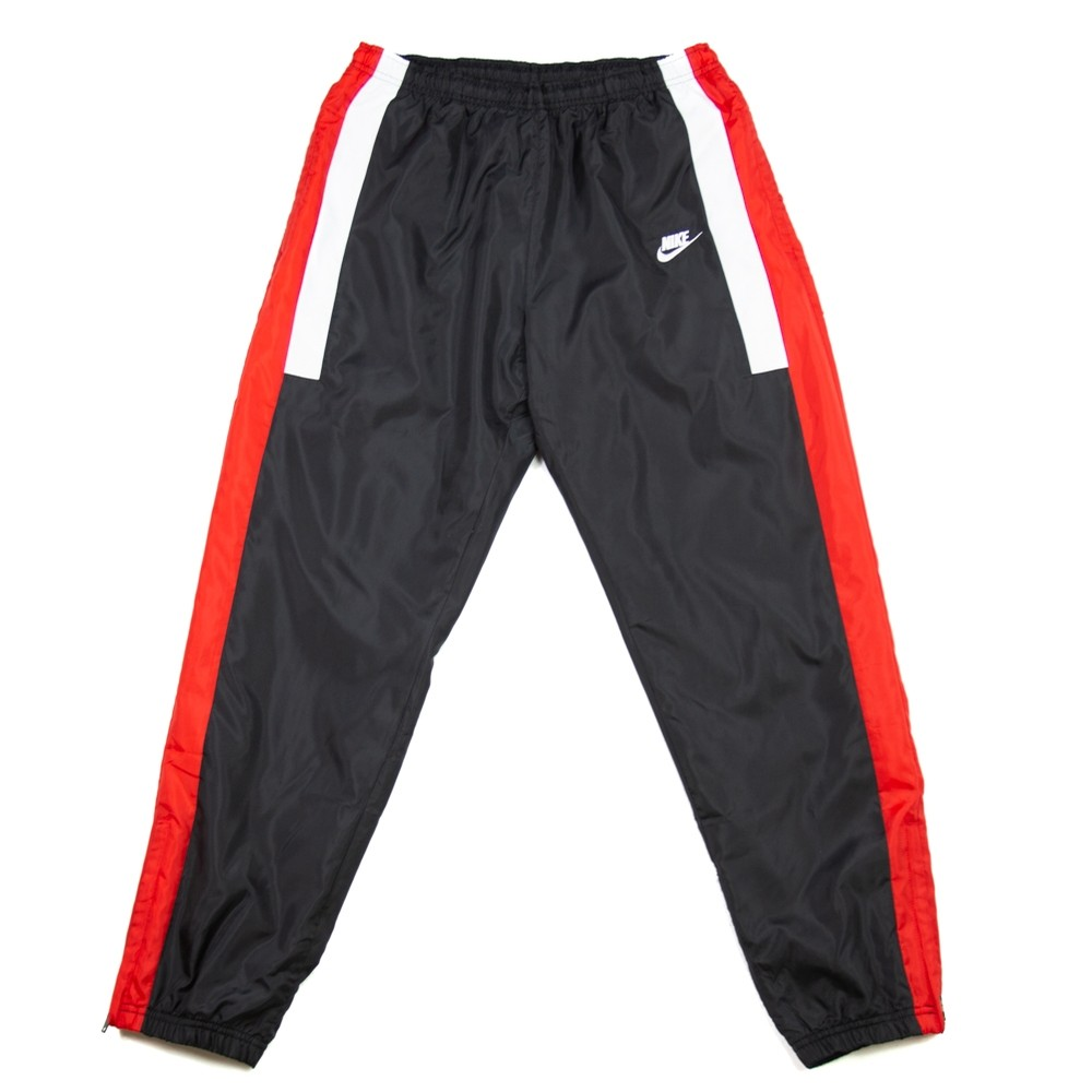Woven Reissue Pants (Black/Red)