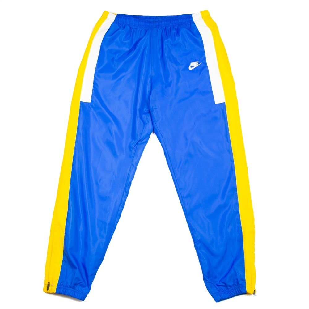 Woven Reissue Pants (Blue/Yellow)