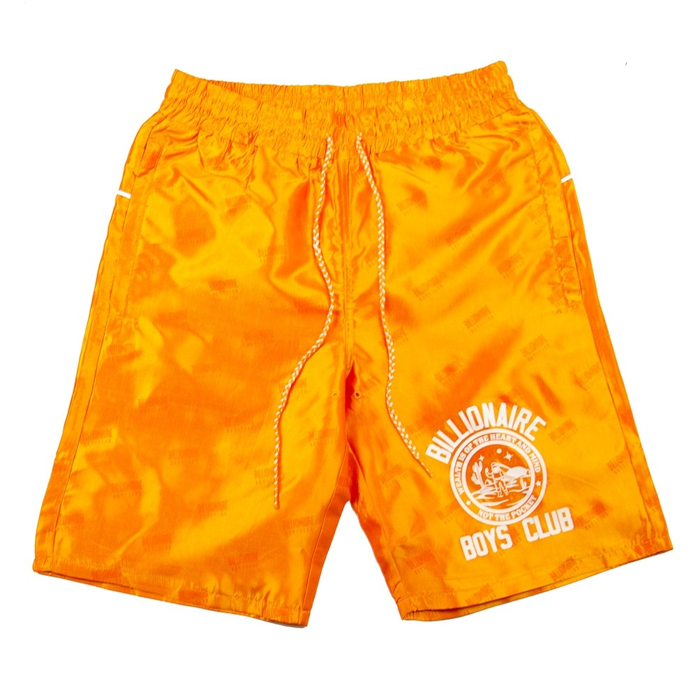 Billionaire Boys Club BB Star Gazer Short (Pumpkin)