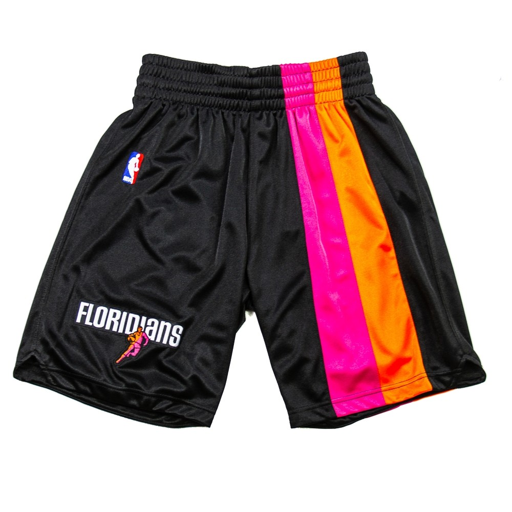 Mitchell & Ness 05-06 Miami Heat Authentic Short (Floridians)