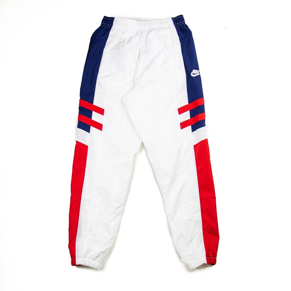 NSW Nylon Pant (White/Blue Void/University Red)