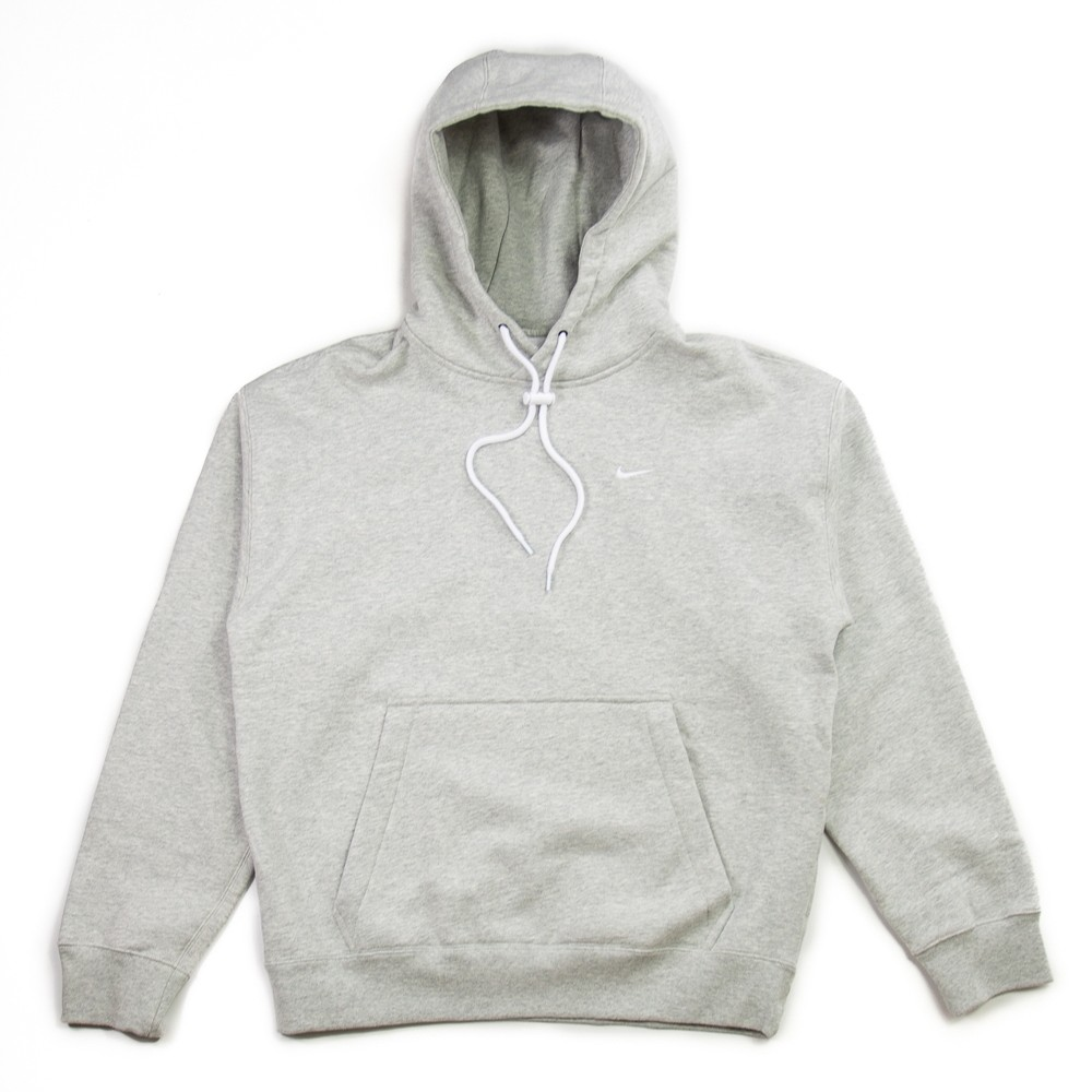 Nike Lab Hoodie (Heather Grey)